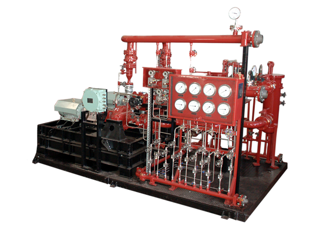 Skid | Package System Manufacturing Companies, India, Hyderabad